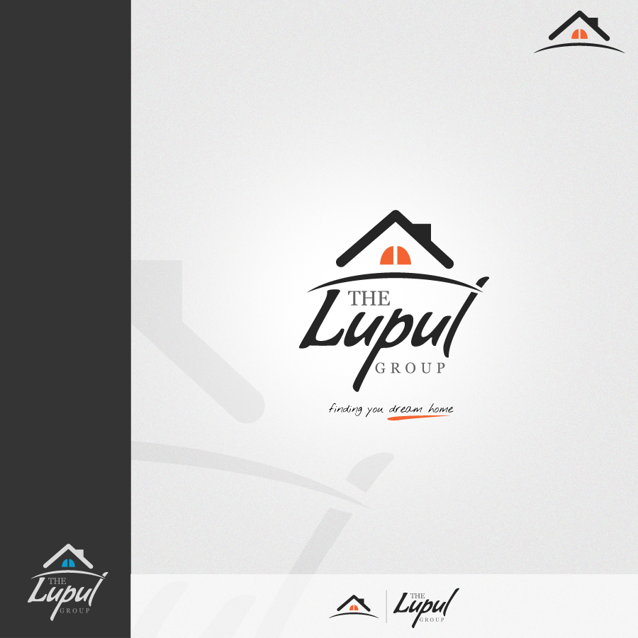 Logo Design by rockpinoy - Entry No. 113 in the Logo Design Contest Logo Design for: The Lupul Group.