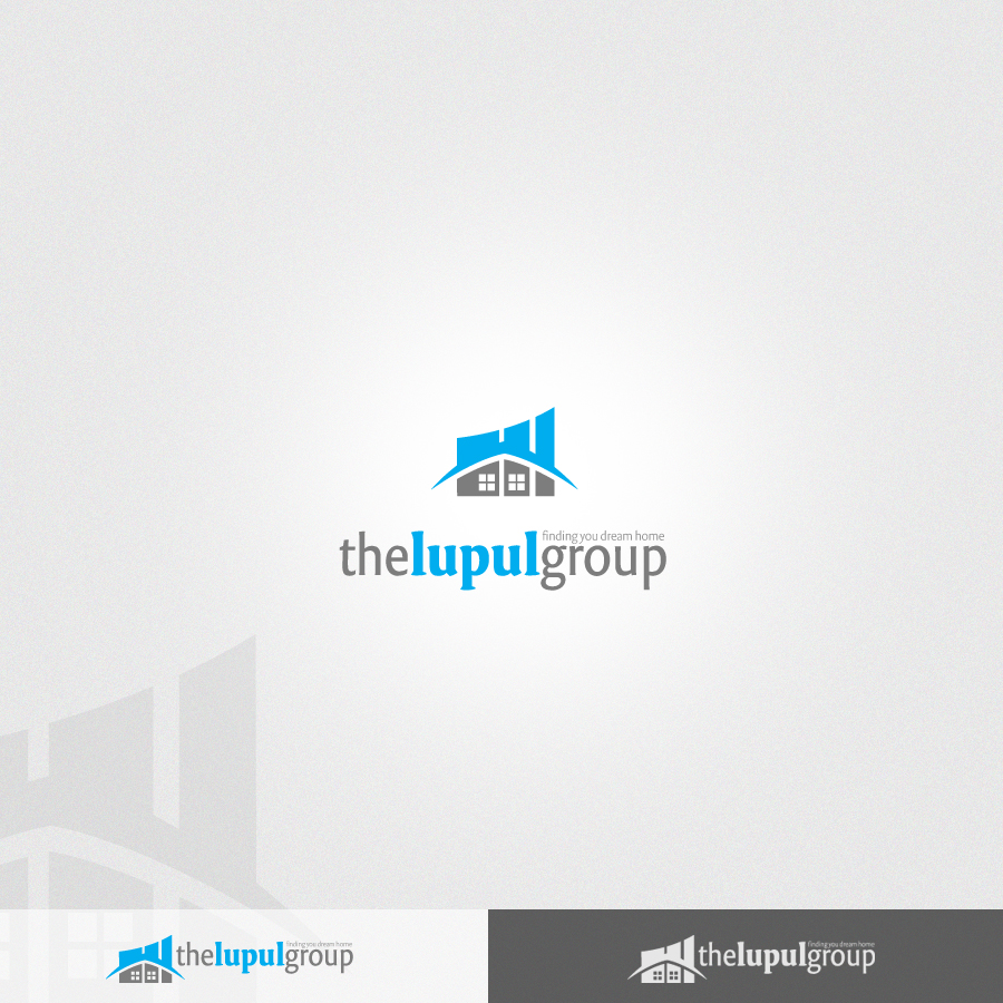 Logo Design by rockpinoy - Entry No. 117 in the Logo Design Contest Logo Design for: The Lupul Group.