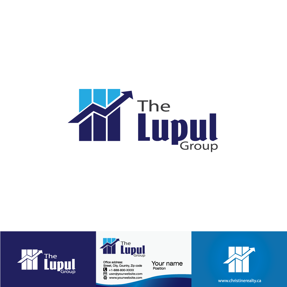Logo Design by rockin - Entry No. 143 in the Logo Design Contest Logo Design for: The Lupul Group.