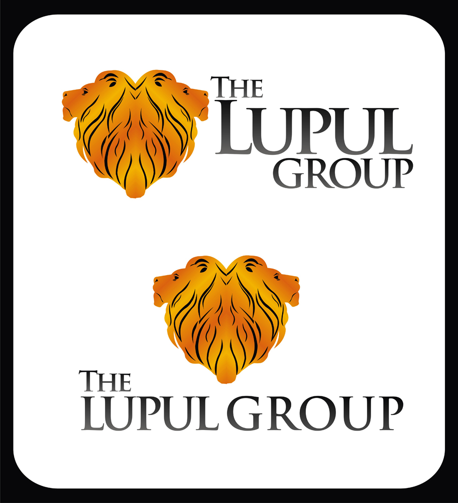 Logo Design by Bhonnie Omega - Entry No. 145 in the Logo Design Contest Logo Design for: The Lupul Group.