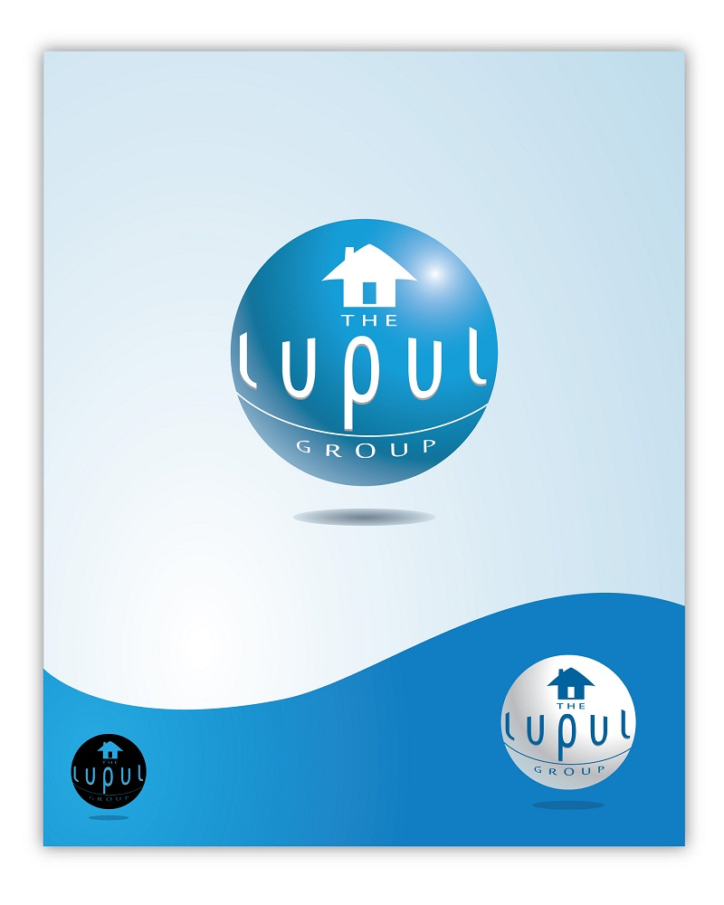 Logo Design by kowreck - Entry No. 146 in the Logo Design Contest Logo Design for: The Lupul Group.