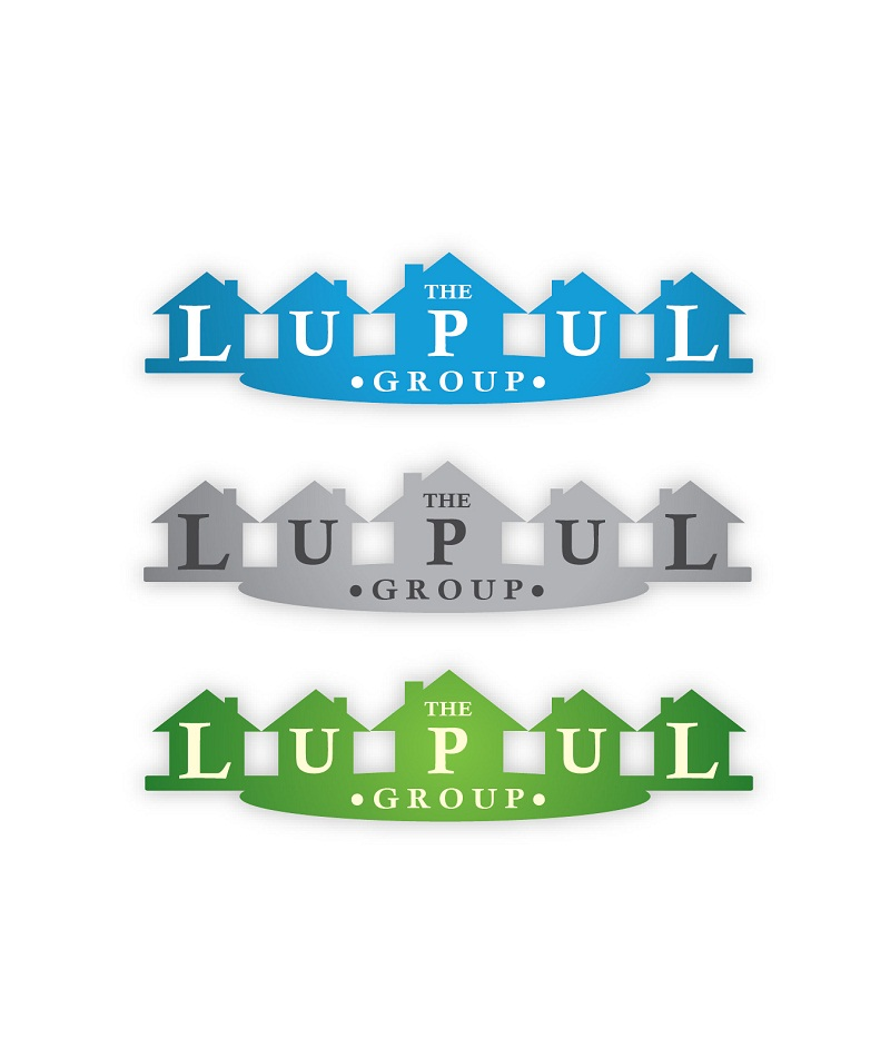 Logo Design by kowreck - Entry No. 162 in the Logo Design Contest Logo Design for: The Lupul Group.