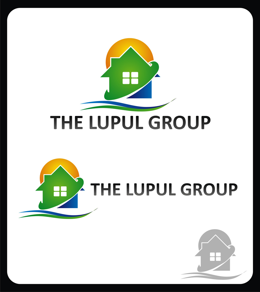 Logo Design by Bhonnie Omega - Entry No. 167 in the Logo Design Contest Logo Design for: The Lupul Group.
