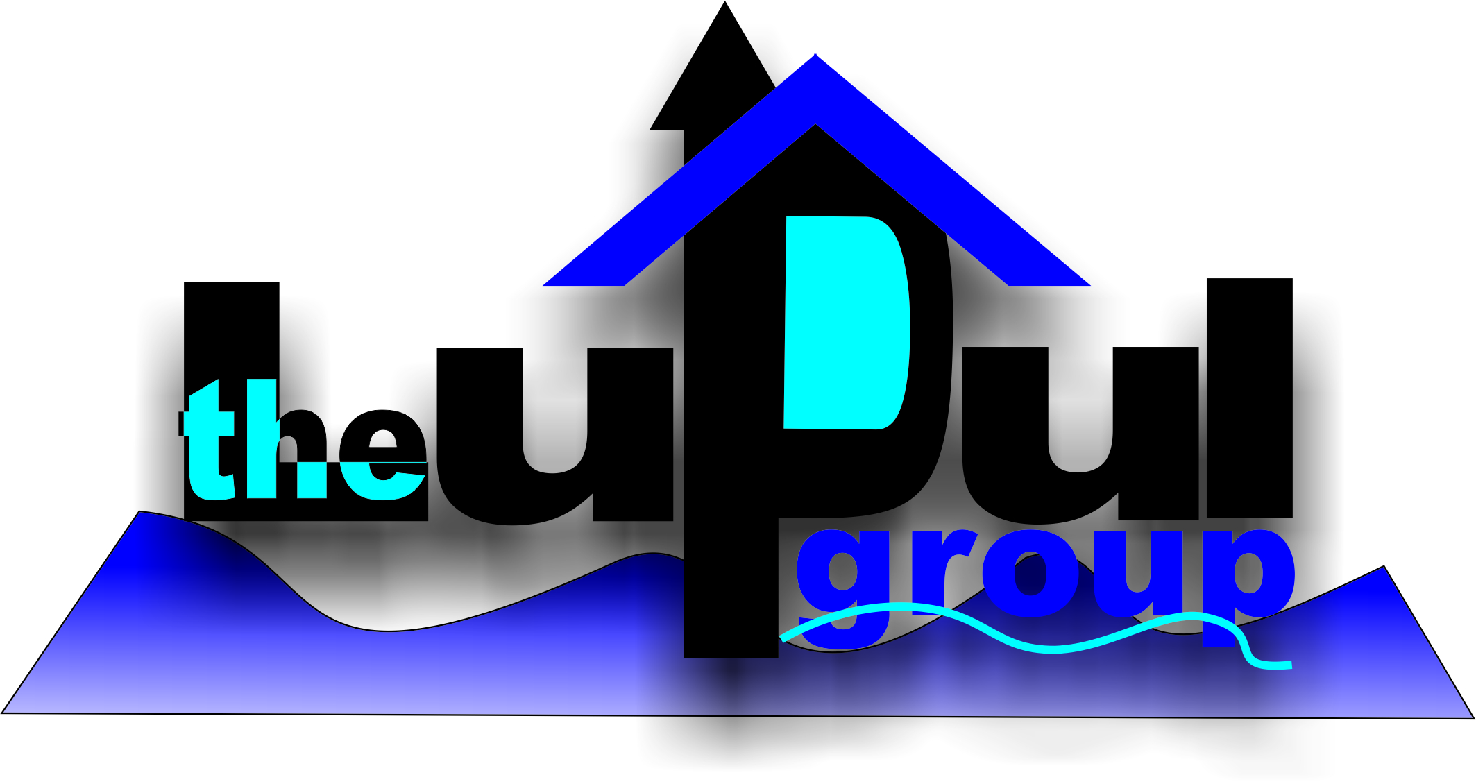 Logo Design by ASEP NURROHMAN - Entry No. 169 in the Logo Design Contest Logo Design for: The Lupul Group.