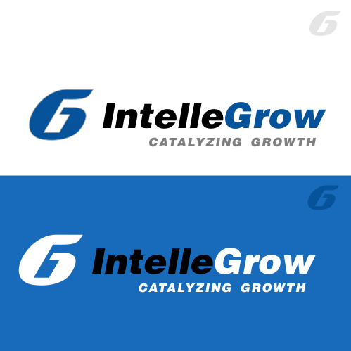 Logo Design by Rudy - Entry No. 20 in the Logo Design Contest Logo Design Needed for Exciting New Company IntelleGrow Finance Pvt. Ltd..