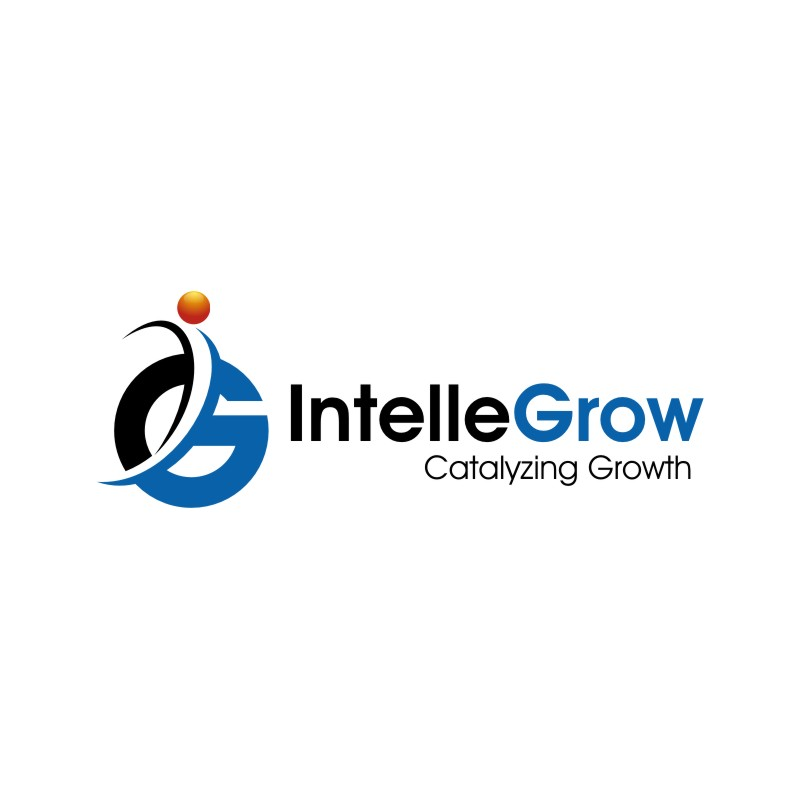 Logo Design by untung - Entry No. 22 in the Logo Design Contest Logo Design Needed for Exciting New Company IntelleGrow Finance Pvt. Ltd..