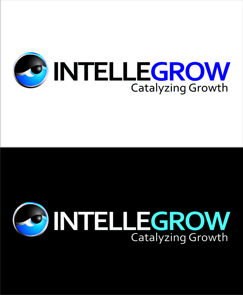 Logo Design by Private User - Entry No. 32 in the Logo Design Contest Logo Design Needed for Exciting New Company IntelleGrow Finance Pvt. Ltd..