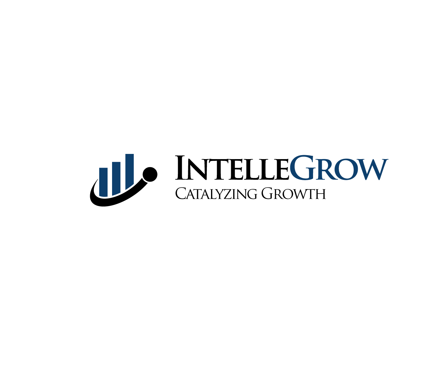 Logo Design by Private User - Entry No. 33 in the Logo Design Contest Logo Design Needed for Exciting New Company IntelleGrow Finance Pvt. Ltd..