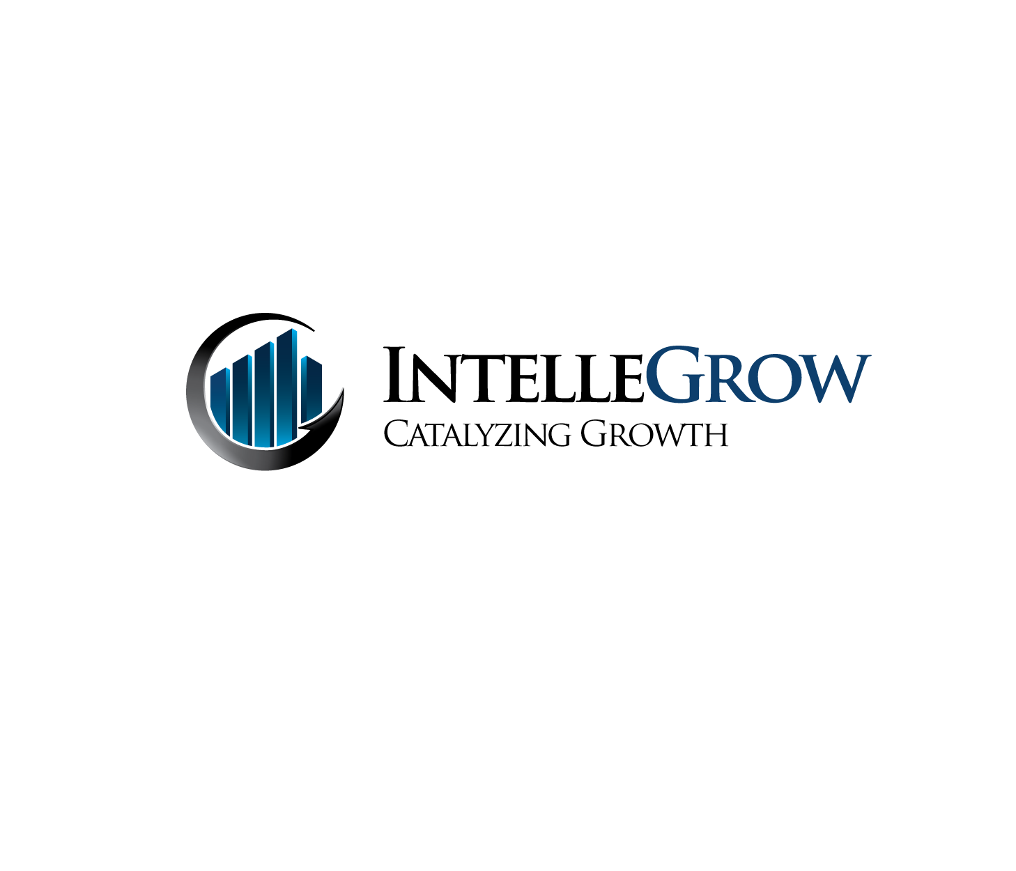 Logo Design by Private User - Entry No. 34 in the Logo Design Contest Logo Design Needed for Exciting New Company IntelleGrow Finance Pvt. Ltd..