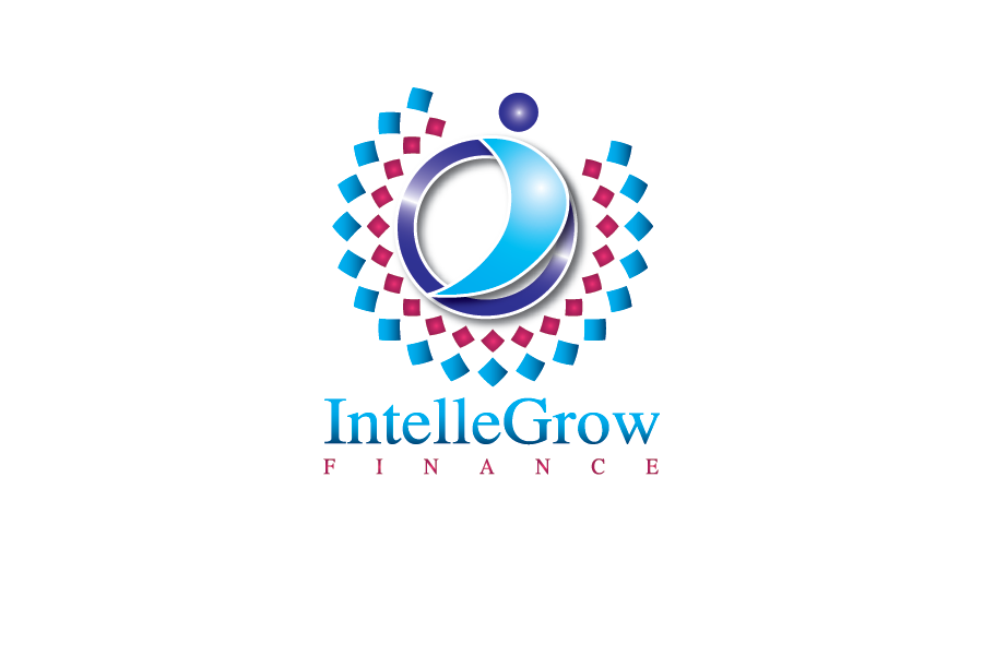 Logo Design by Moin Javed - Entry No. 39 in the Logo Design Contest Logo Design Needed for Exciting New Company IntelleGrow Finance Pvt. Ltd..