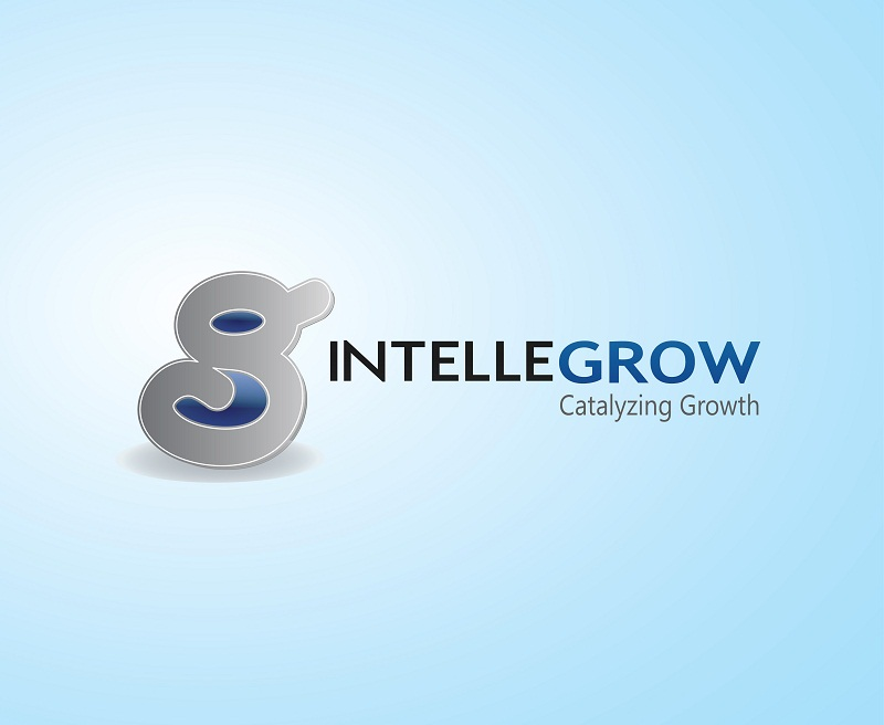 Logo Design by kowreck - Entry No. 40 in the Logo Design Contest Logo Design Needed for Exciting New Company IntelleGrow Finance Pvt. Ltd..