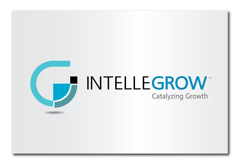 Logo Design by kowreck - Entry No. 41 in the Logo Design Contest Logo Design Needed for Exciting New Company IntelleGrow Finance Pvt. Ltd..