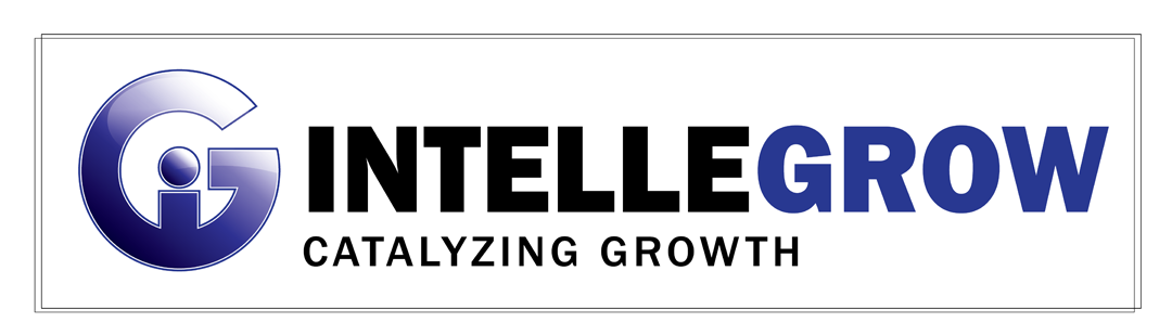 Logo Design by Lefky - Entry No. 43 in the Logo Design Contest Logo Design Needed for Exciting New Company IntelleGrow Finance Pvt. Ltd..