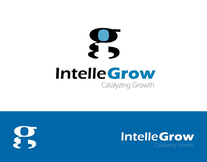 Logo Design by kowreck - Entry No. 45 in the Logo Design Contest Logo Design Needed for Exciting New Company IntelleGrow Finance Pvt. Ltd..