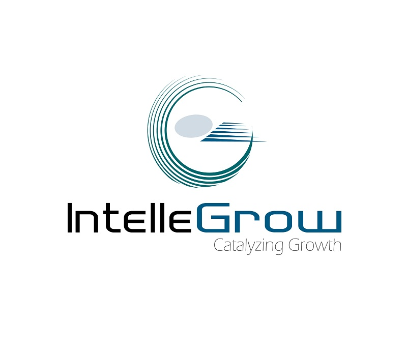 Logo Design by kowreck - Entry No. 46 in the Logo Design Contest Logo Design Needed for Exciting New Company IntelleGrow Finance Pvt. Ltd..