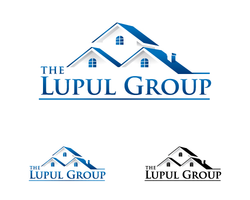 Logo Design by mazalix - Entry No. 173 in the Logo Design Contest Logo Design for: The Lupul Group.