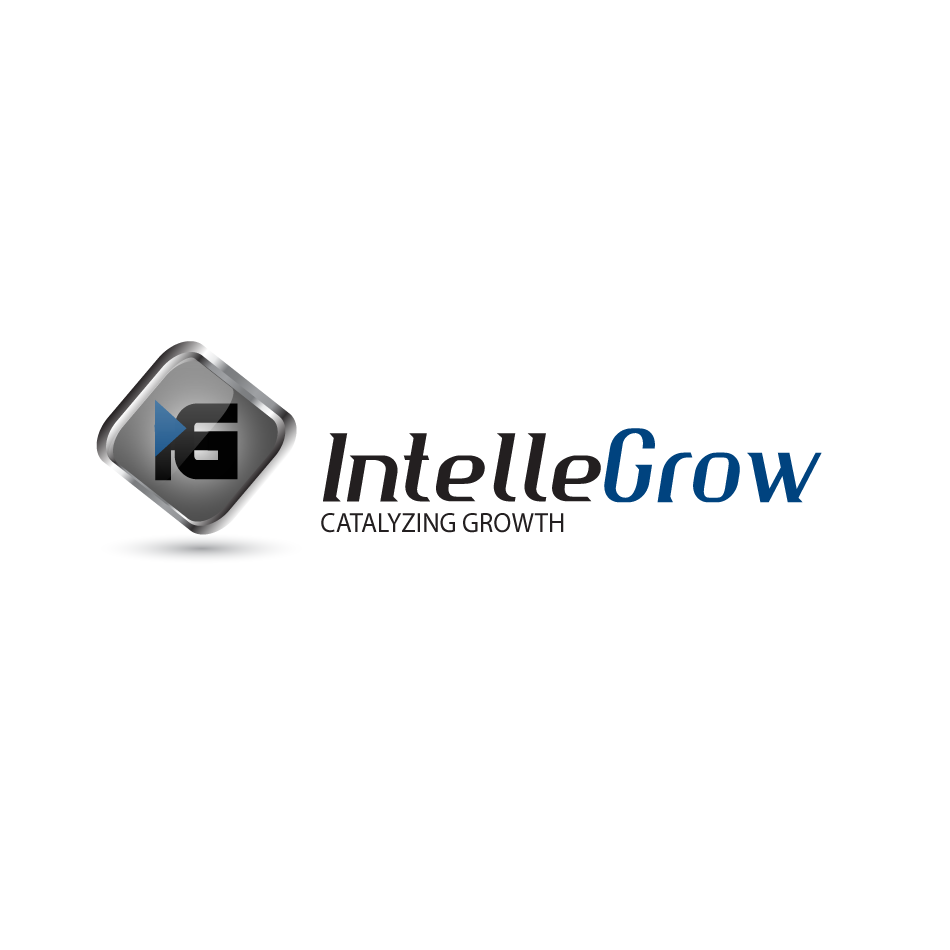 Logo Design by moonflower - Entry No. 50 in the Logo Design Contest Logo Design Needed for Exciting New Company IntelleGrow Finance Pvt. Ltd..