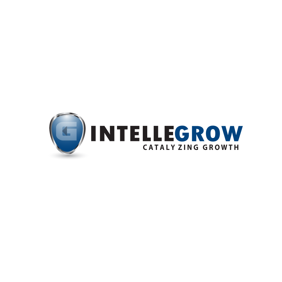 Logo Design by moonflower - Entry No. 52 in the Logo Design Contest Logo Design Needed for Exciting New Company IntelleGrow Finance Pvt. Ltd..