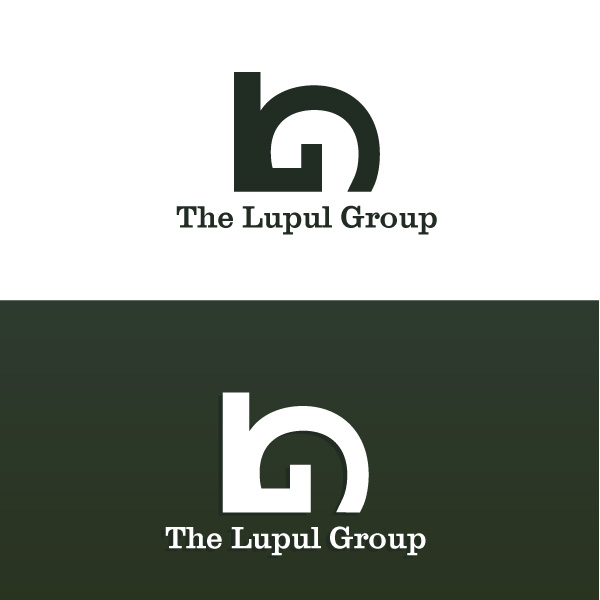 Logo Design by Daniel Bryant - Entry No. 174 in the Logo Design Contest Logo Design for: The Lupul Group.