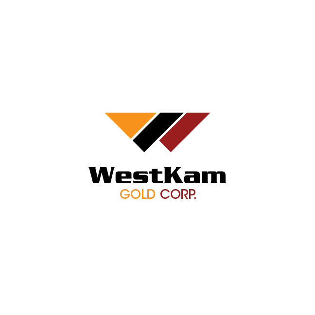 Logo Design by zesthar - Entry No. 3 in the Logo Design Contest New Logo Design for WestKam Gold Corp..
