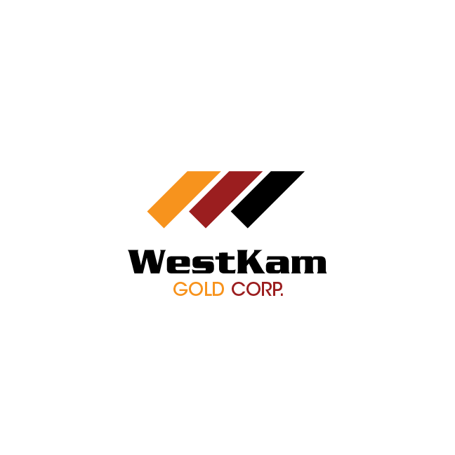 Logo Design by zesthar - Entry No. 4 in the Logo Design Contest New Logo Design for WestKam Gold Corp..
