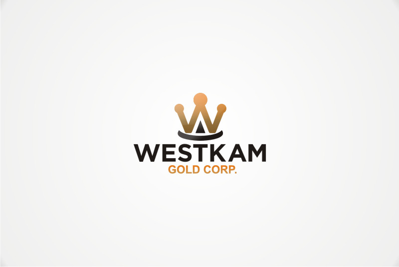 Logo Design by Private User - Entry No. 6 in the Logo Design Contest New Logo Design for WestKam Gold Corp..