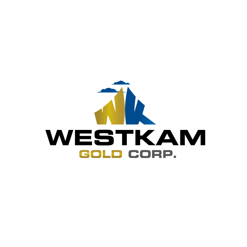 Logo Design by rockin - Entry No. 7 in the Logo Design Contest New Logo Design for WestKam Gold Corp..