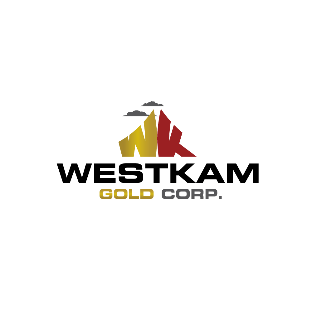 Logo Design by rockin - Entry No. 8 in the Logo Design Contest New Logo Design for WestKam Gold Corp..