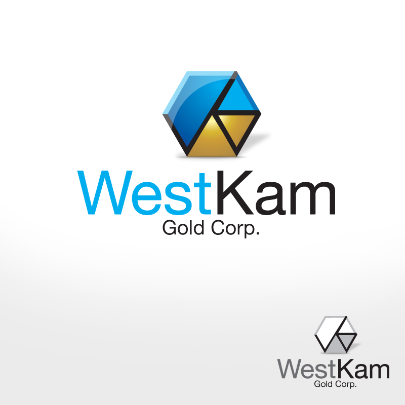 Logo Design by storm - Entry No. 13 in the Logo Design Contest New Logo Design for WestKam Gold Corp..
