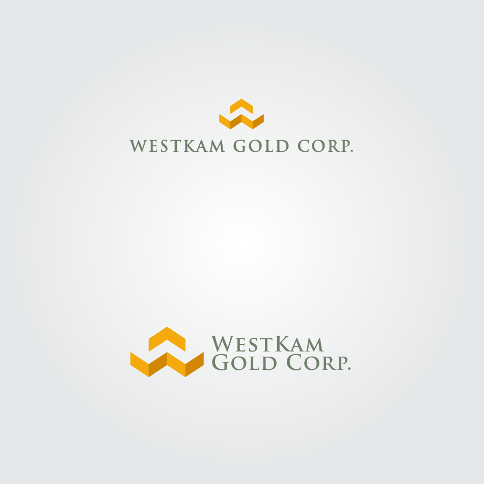 Logo Design by GraySource - Entry No. 17 in the Logo Design Contest New Logo Design for WestKam Gold Corp..