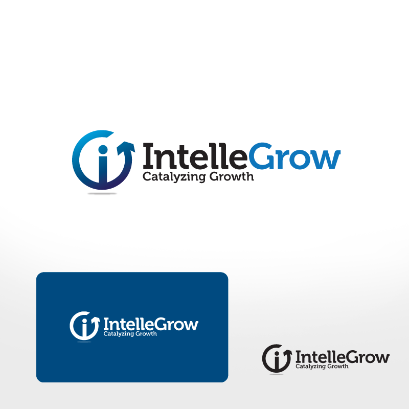 Logo Design by storm - Entry No. 74 in the Logo Design Contest Logo Design Needed for Exciting New Company IntelleGrow Finance Pvt. Ltd..