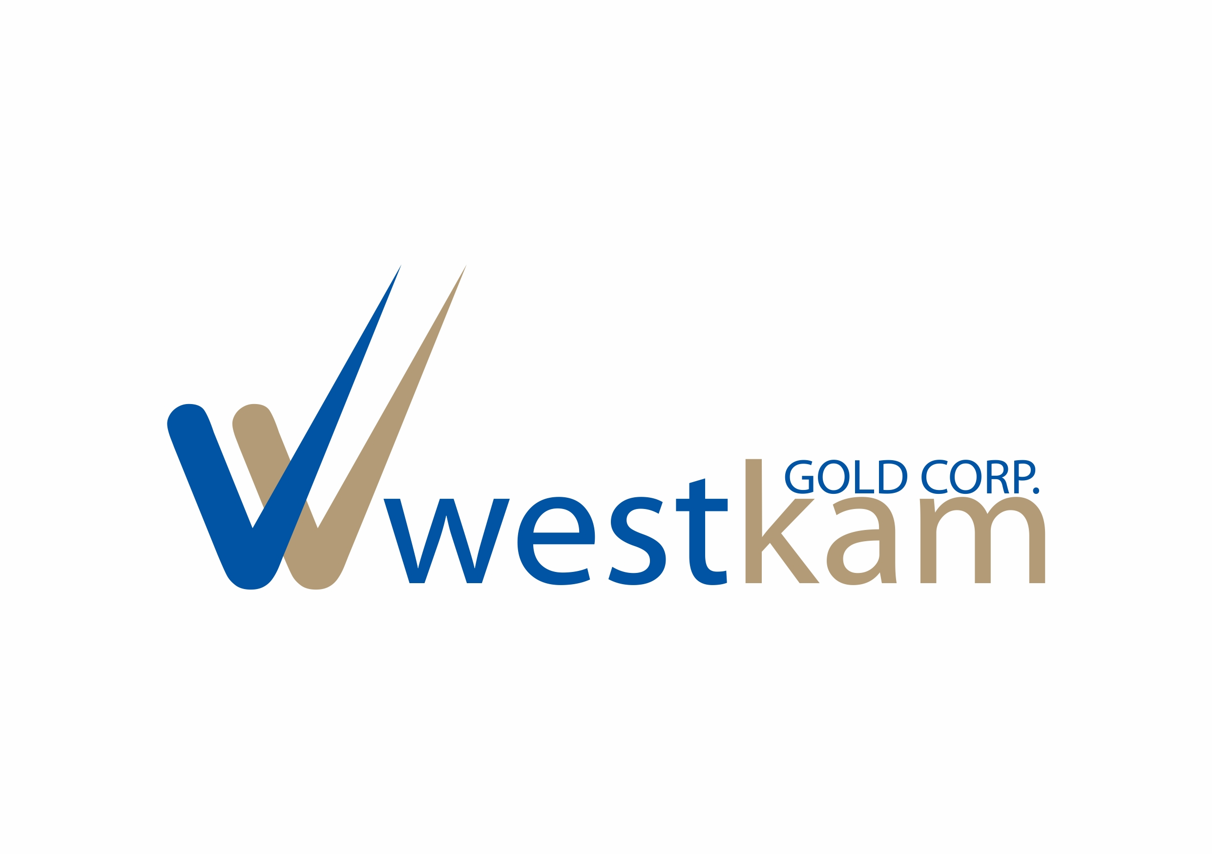 Logo Design by Teguh Mudjianto - Entry No. 21 in the Logo Design Contest New Logo Design for WestKam Gold Corp..