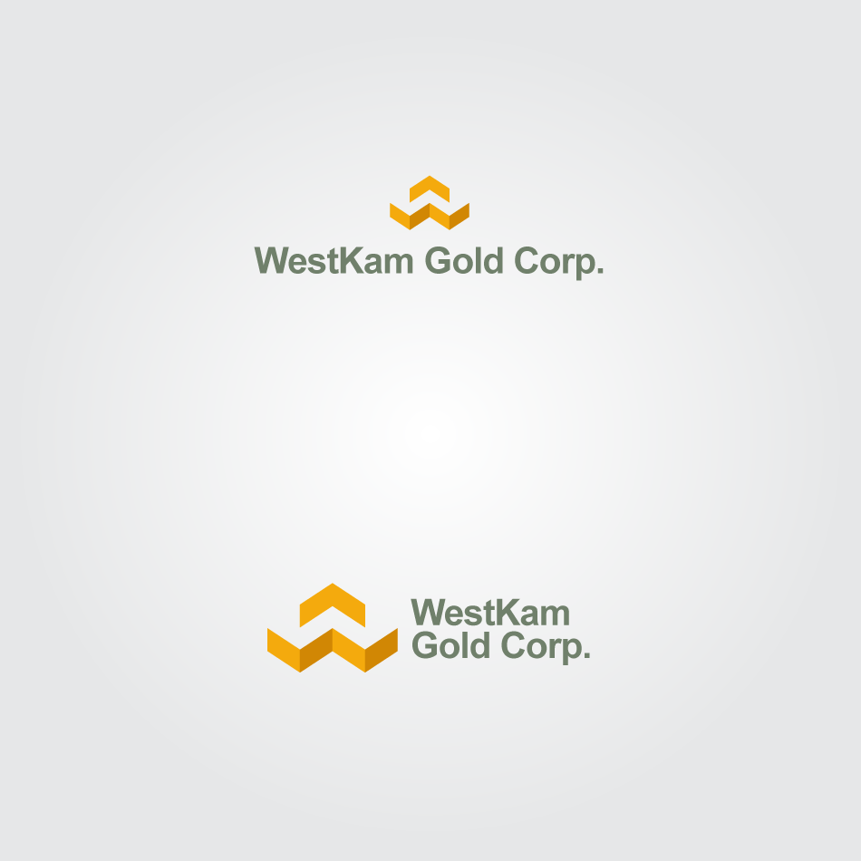 Logo Design by GraySource - Entry No. 23 in the Logo Design Contest New Logo Design for WestKam Gold Corp..