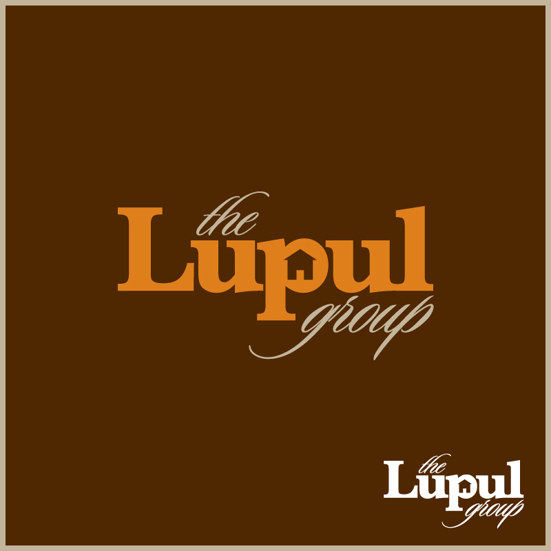 Logo Design by Number-Eight-Design - Entry No. 181 in the Logo Design Contest Logo Design for: The Lupul Group.