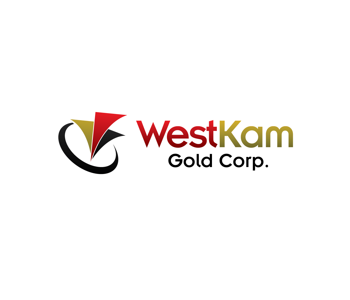 Logo Design by Private User - Entry No. 27 in the Logo Design Contest New Logo Design for WestKam Gold Corp..