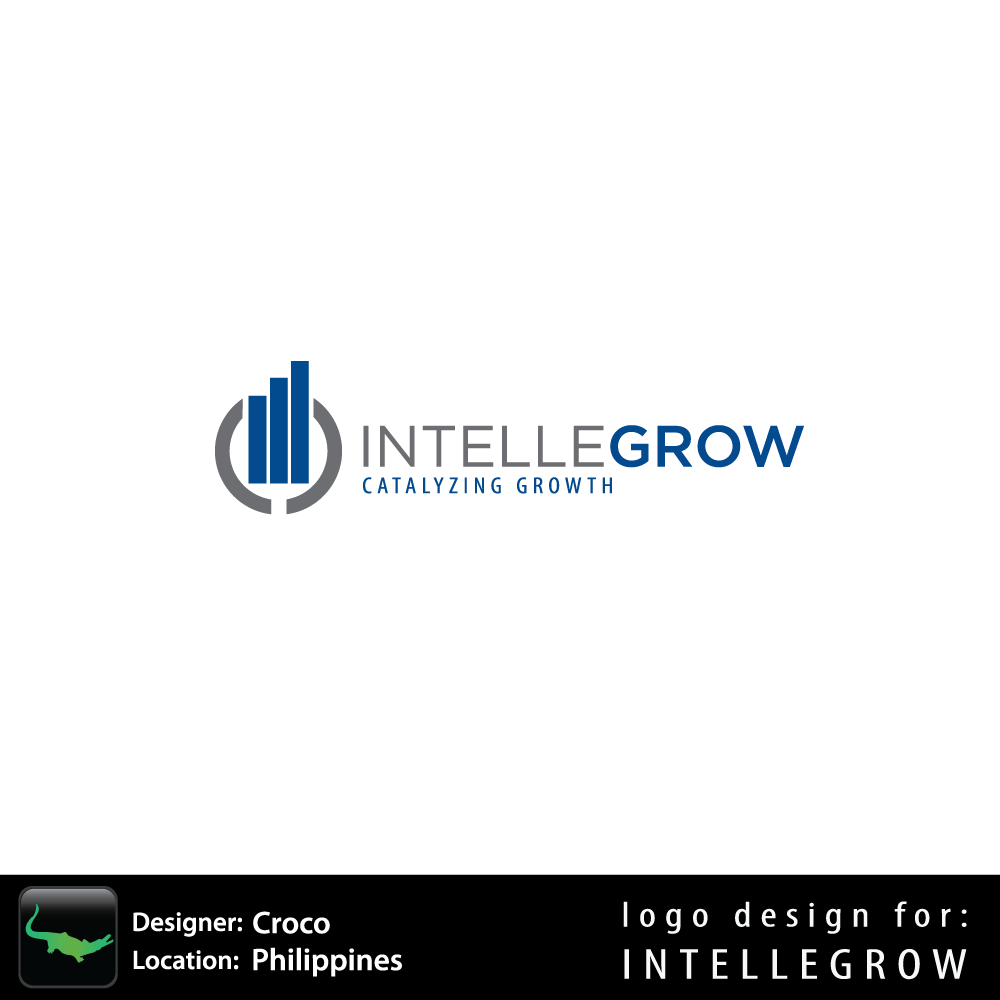 Logo Design by rockin - Entry No. 83 in the Logo Design Contest Logo Design Needed for Exciting New Company IntelleGrow Finance Pvt. Ltd..