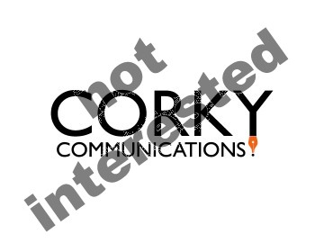 Logo Design by noq - Entry No. 31 in the Logo Design Contest Corky Communications.
