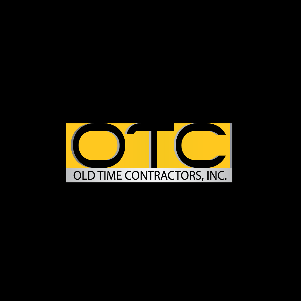 Logo Design by rockin - Entry No. 4 in the Logo Design Contest Old Time Contractors, Inc. (new brand:  OTC, Inc.) Logo Design.