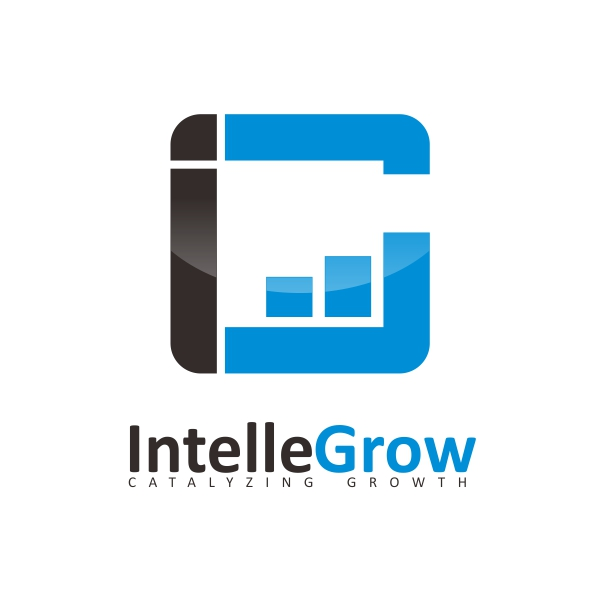 Logo Design by Private User - Entry No. 85 in the Logo Design Contest Logo Design Needed for Exciting New Company IntelleGrow Finance Pvt. Ltd..