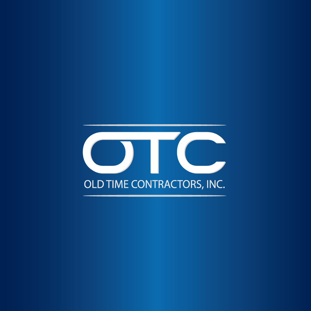Logo Design by rockin - Entry No. 5 in the Logo Design Contest Old Time Contractors, Inc. (new brand:  OTC, Inc.) Logo Design.