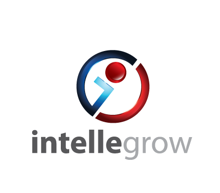Logo Design by iclanproduction - Entry No. 90 in the Logo Design Contest Logo Design Needed for Exciting New Company IntelleGrow Finance Pvt. Ltd..