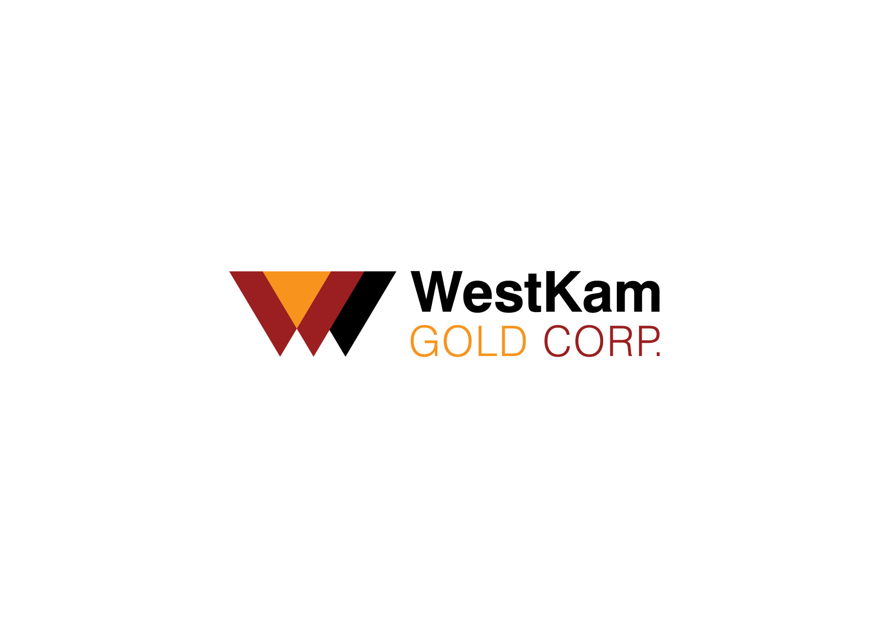 Logo Design by Nurgalih Destianto - Entry No. 32 in the Logo Design Contest New Logo Design for WestKam Gold Corp..