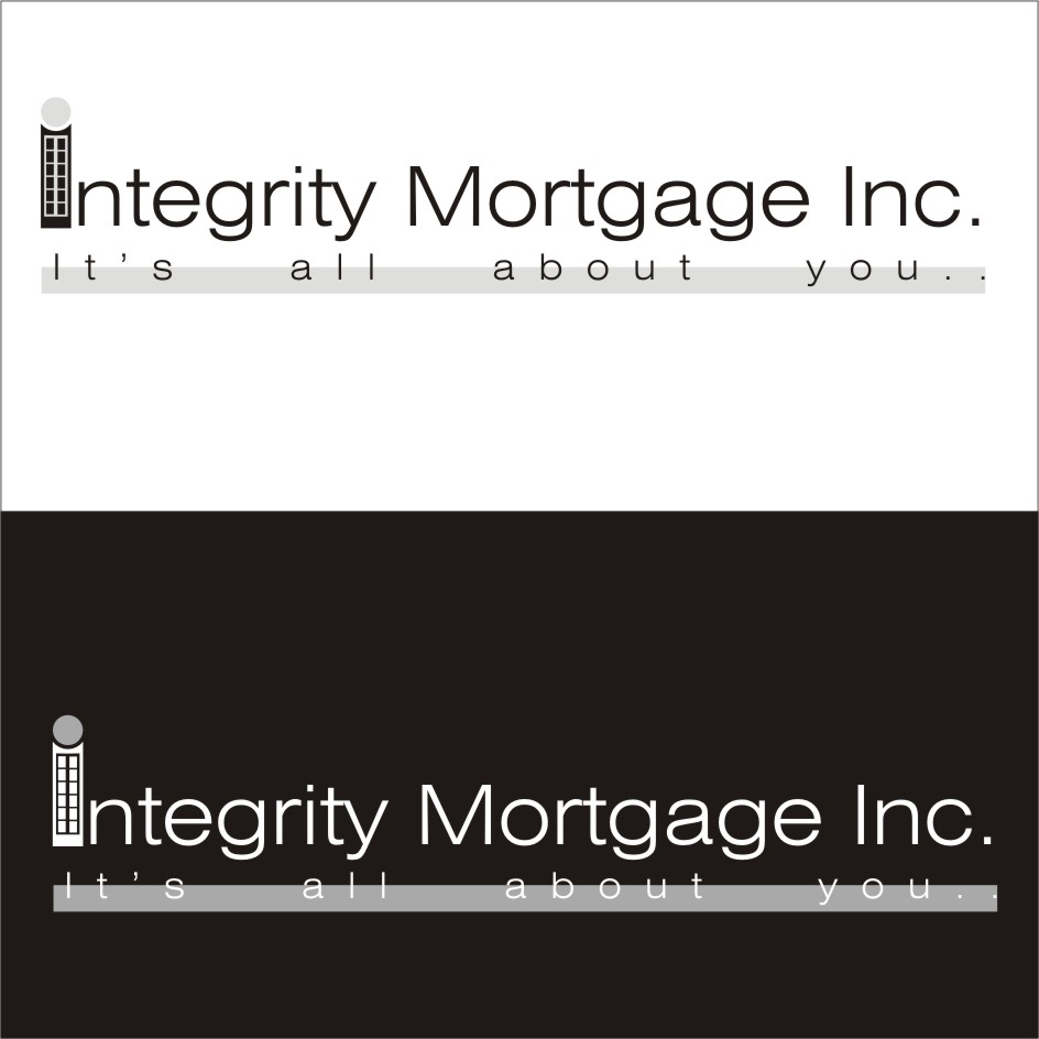 Logo Design by artist23 - Entry No. 80 in the Logo Design Contest Integrity Mortgage Inc.