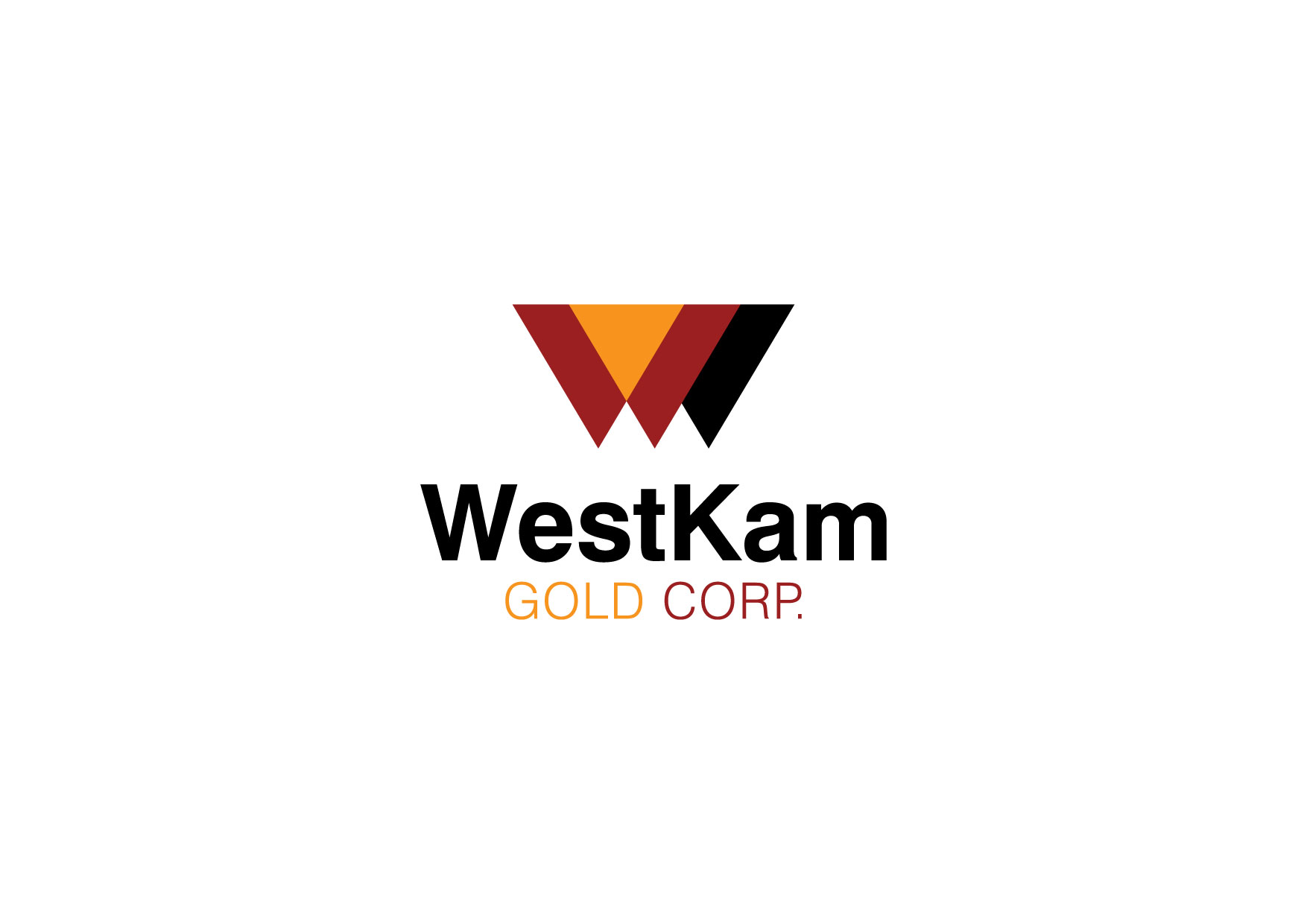 Logo Design by Nurgalih Destianto - Entry No. 33 in the Logo Design Contest New Logo Design for WestKam Gold Corp..