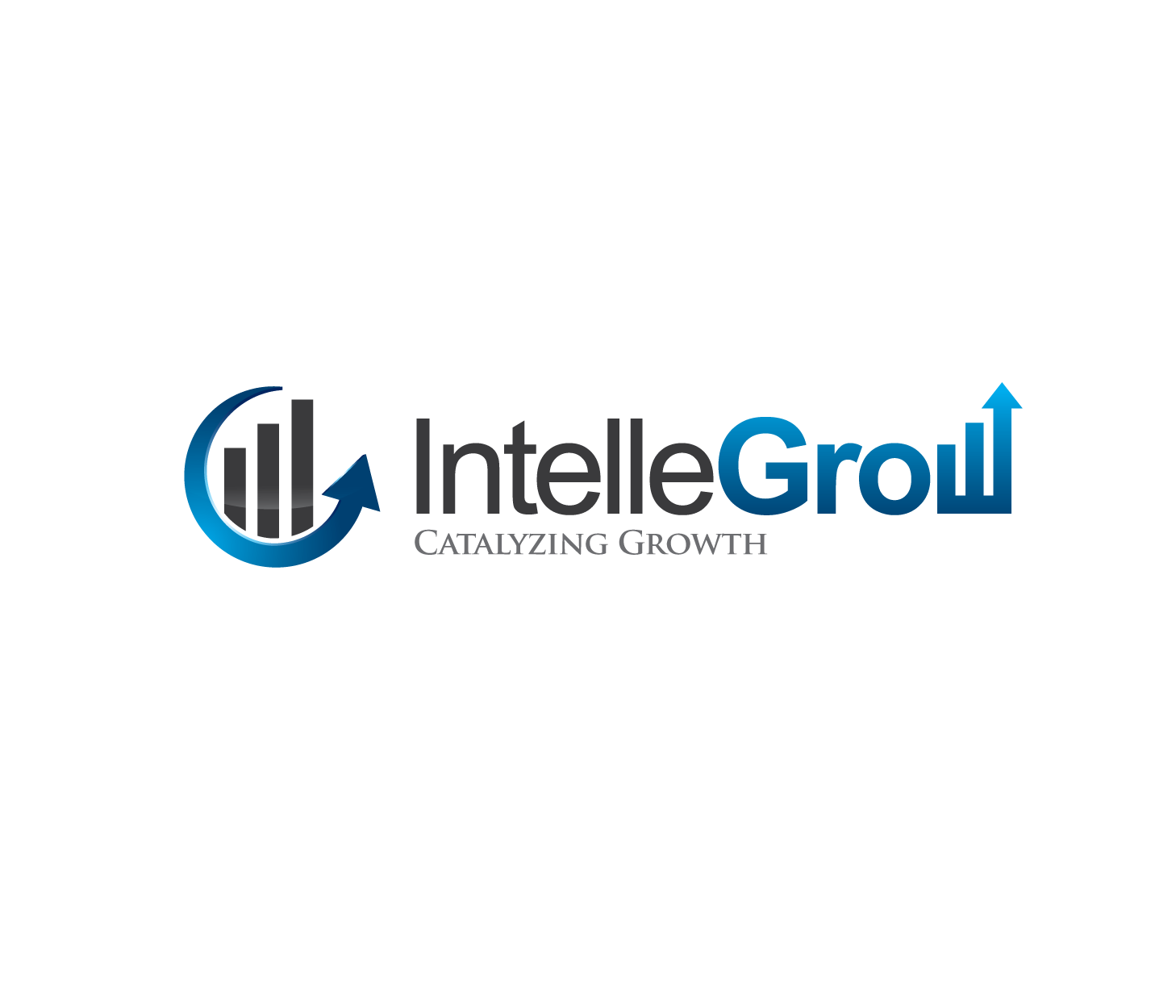 Logo Design by Private User - Entry No. 96 in the Logo Design Contest Logo Design Needed for Exciting New Company IntelleGrow Finance Pvt. Ltd..