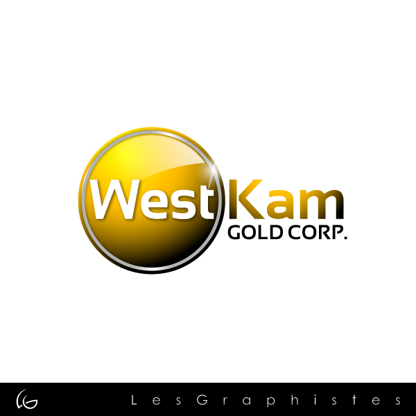 Logo Design by Les-Graphistes - Entry No. 34 in the Logo Design Contest New Logo Design for WestKam Gold Corp..