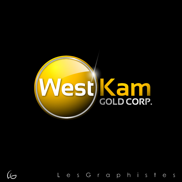 Logo Design by Les-Graphistes - Entry No. 35 in the Logo Design Contest New Logo Design for WestKam Gold Corp..