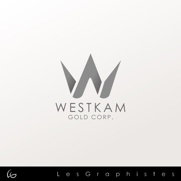 Logo Design by Les-Graphistes - Entry No. 37 in the Logo Design Contest New Logo Design for WestKam Gold Corp..