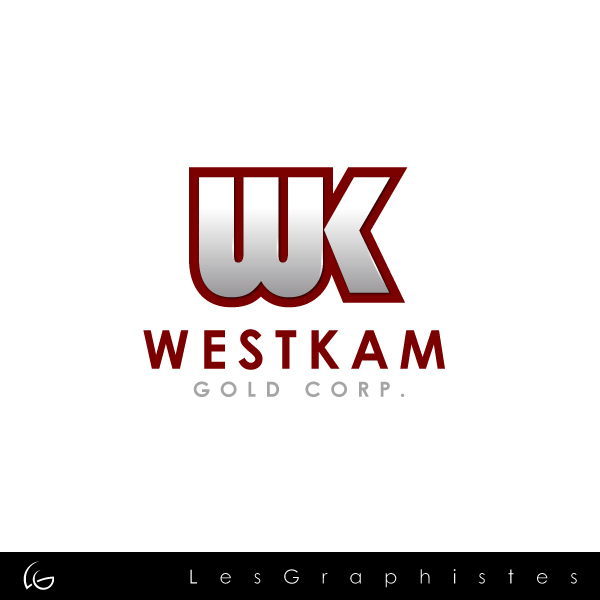 Logo Design by Les-Graphistes - Entry No. 40 in the Logo Design Contest New Logo Design for WestKam Gold Corp..