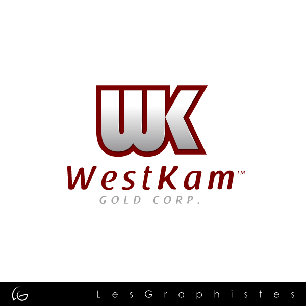 Logo Design by Les-Graphistes - Entry No. 41 in the Logo Design Contest New Logo Design for WestKam Gold Corp..